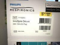 Inhalasjonsapparat Innospire Deluxe 4
