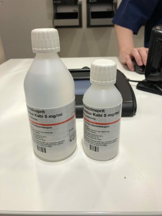 Klorhexidin sprit 5mgmlIMG_0303