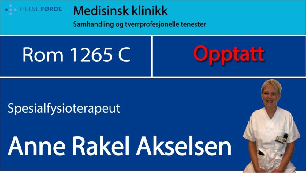1265c Akselsen, Anne Rakel Opptatt