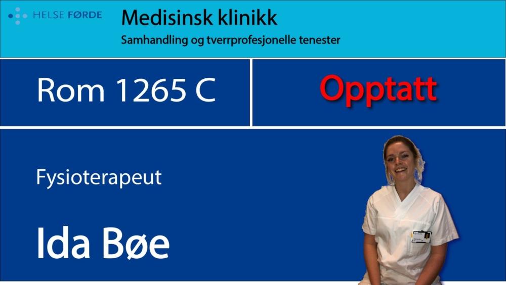 1265c Bøe Ida Opptatt c