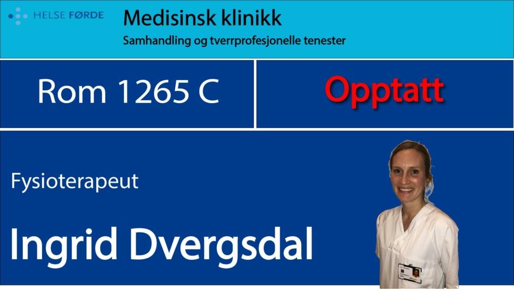 1265c Dvergsdal Ingrid Opptatt