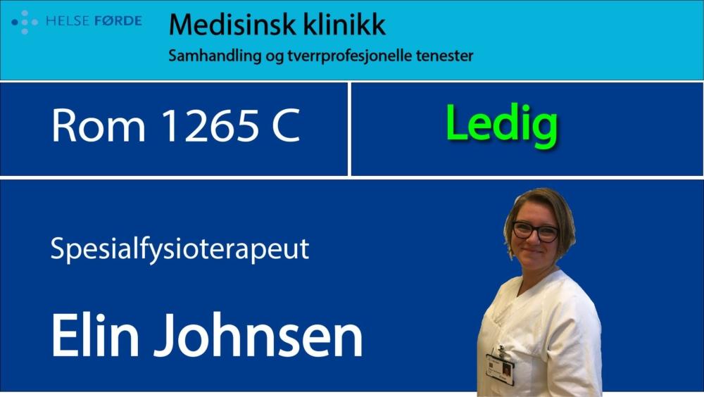 1265c Johnsen Elin Ledig