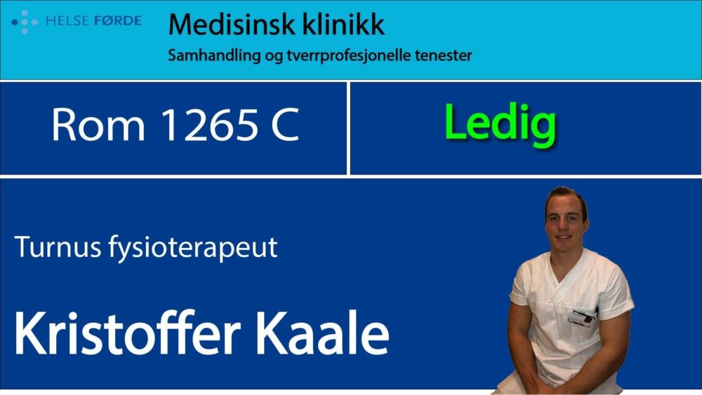 1265c Kaale Kristoffer Ledig c