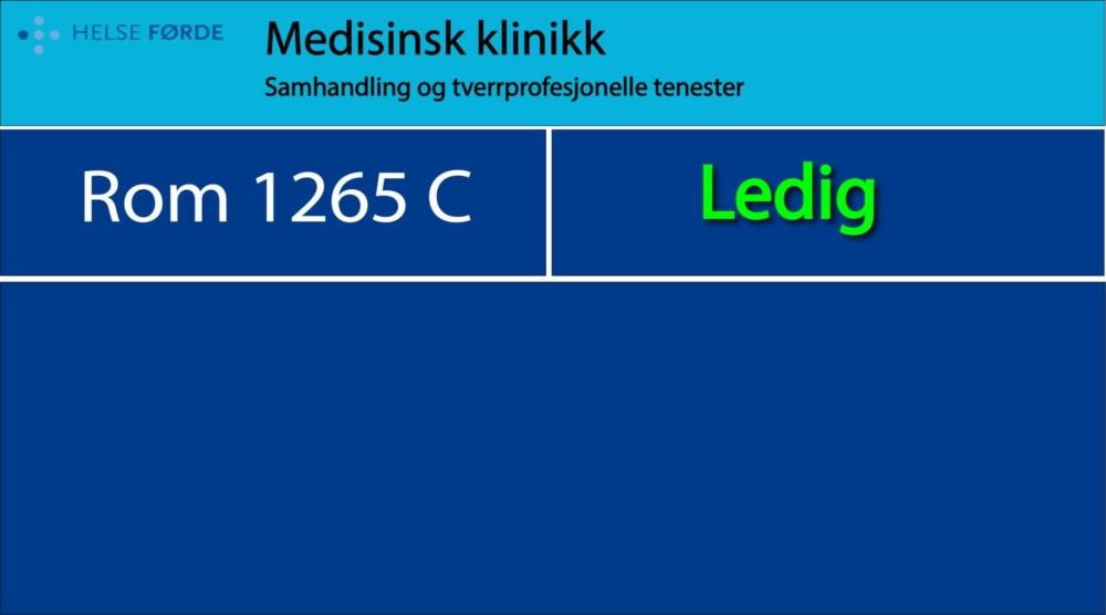 1265 C Ledig